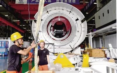 """中铁装备:""""三个转变""""驱动制造业突围"""