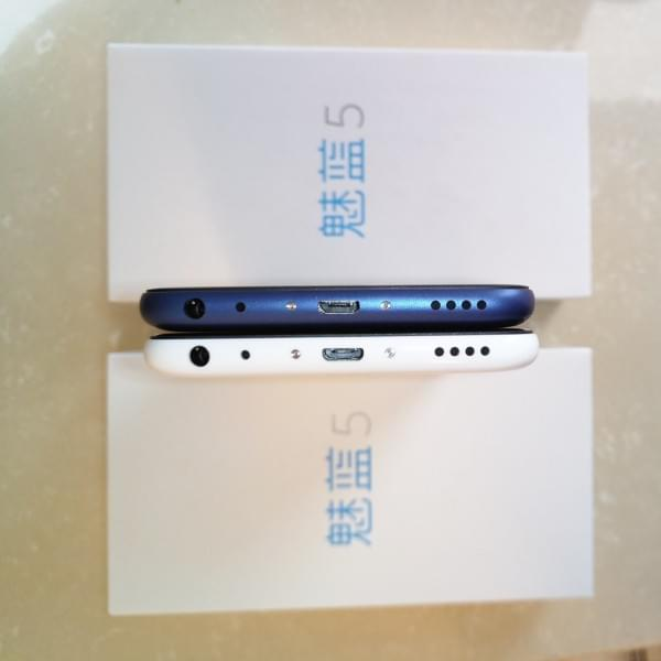 """魅蓝5""""宝石蓝/冰河白""""上手:开箱 / 跑分 / 兼与魅蓝U10对比的照片 - 35"""