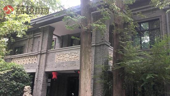 南京张治中公馆被指名不符实 文物部门:提法不准确