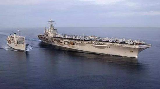 与俄竞逐北极?美舰船扩大在北冰洋活动