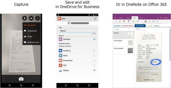 Office Lens登陆Windows 10并添加支持Office 365的照片 - 3
