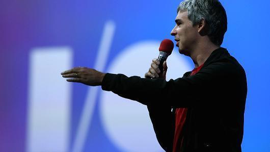 谷歌到底谁管?Alphabet公布佩奇和皮查