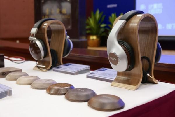 天龙旗舰耳机D7200实拍 采用实木外壳的照片 - 6