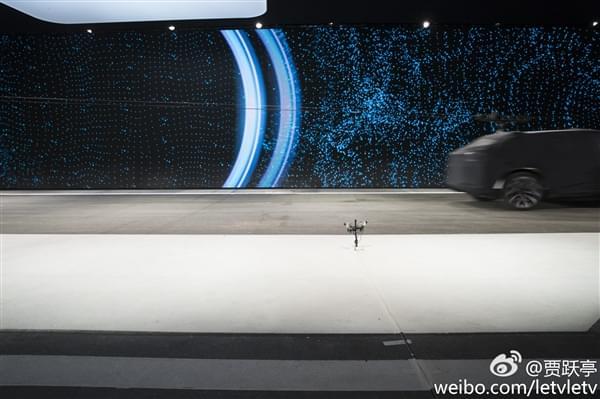 贾跃亭:乐视将携手法拉第未来在CES发布首款量产车型的照片 - 2