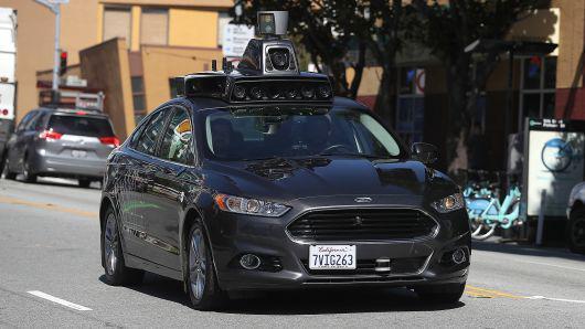 无人驾驶研发太烧钱 传Uber想拆分业务单独融资