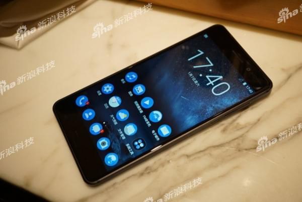 Nokia 6发布:基于安卓系统,售价1699元的照片 - 1