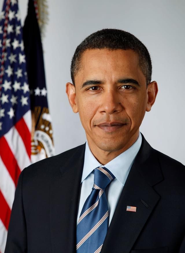 美国新任总统特朗普官方肖像公布 采用佳能相机拍摄的照片 - 2