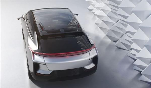 法拉第发量产汽车FF91 贾跃亭称能代替所有车型的照片 - 20