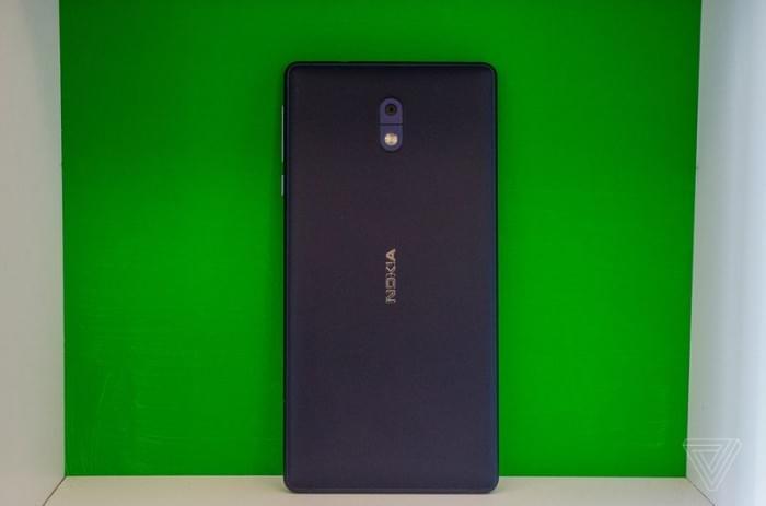 入门机Nokia 3正式发布 联发科6737处理器+NFC的照片 - 7