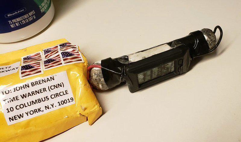 FBI:一些炸弹包裹经美国邮政发送 正检视系统漏洞