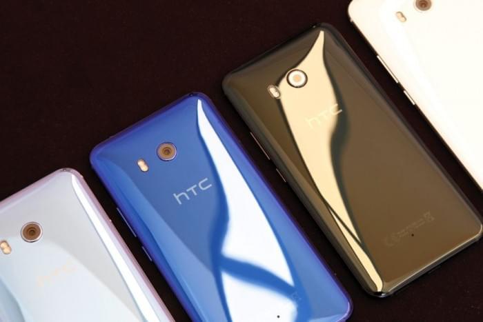 HTC U11现场真机上手的照片 - 1