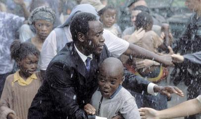 透过《战狼》看非洲:频繁内战炮制大量失败国家?
