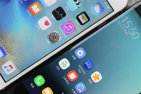 华强北iPhone 7 Plus终极预览机模杀到:对比三星Note 7的照片 - 7