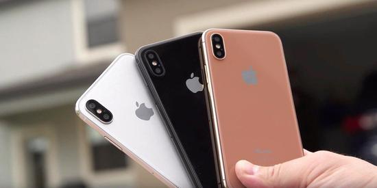 iPhone8价格高 投行:这要怪三星OLED屏幕太贵了
