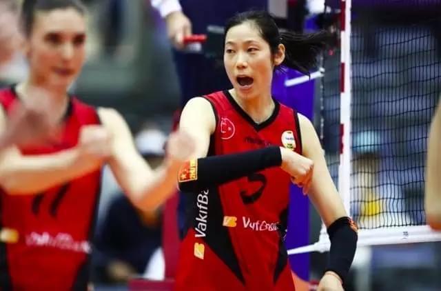 千万身价的排球女王朱婷 能否复制姚明的商业奇迹