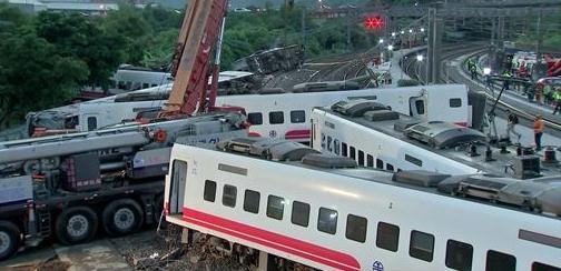 台铁翻覆前仪表故障 司机不知车速仅靠目测驾驶