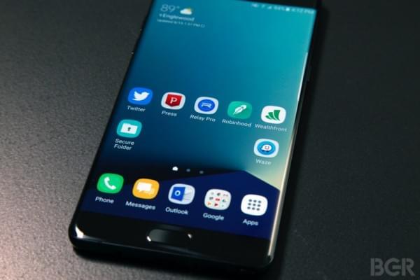 三星首次披露Galaxy Note 8 更好、更安全、更创新的照片