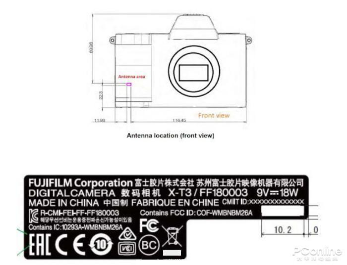 富士X-T3真·旗舰完成注册: 60帧4K终于来了