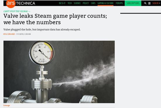 Steam数据研究:1.3万款游戏仅585款销量超50万套