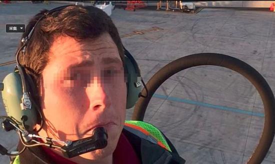 他偷飞机做了震惊世界的事 生前最后绝望对话曝光