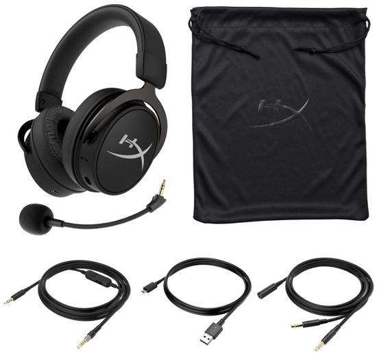 HyperX公布有线/无线混合型游戏耳机Cloud MIX