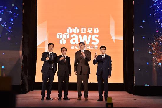 AWS中国(北京)区域正式商用 8月1号起由光环新网负责运营