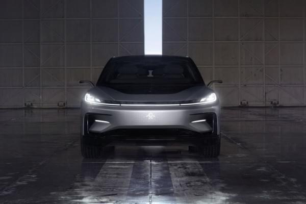 法拉第发量产汽车FF91 贾跃亭称能代替所有车型的照片 - 4