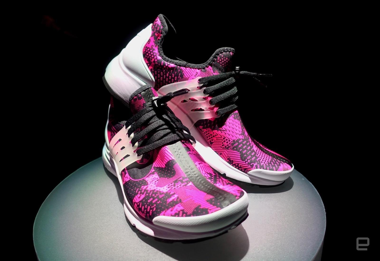 定制一双鞋只要一个半小时,这是Nike的新玩法