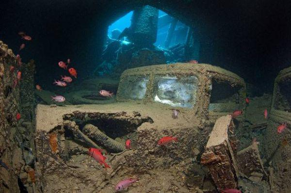 瞄准3千亿英镑海底黄金!英打捞队寻战争沉船宝藏