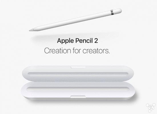 苹果或将出第二代Apple Pencil