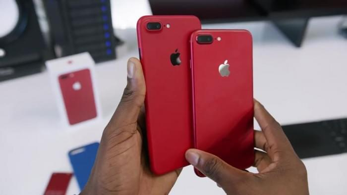 iPhone 7 Plus红色特别版开箱上手的照片 - 13