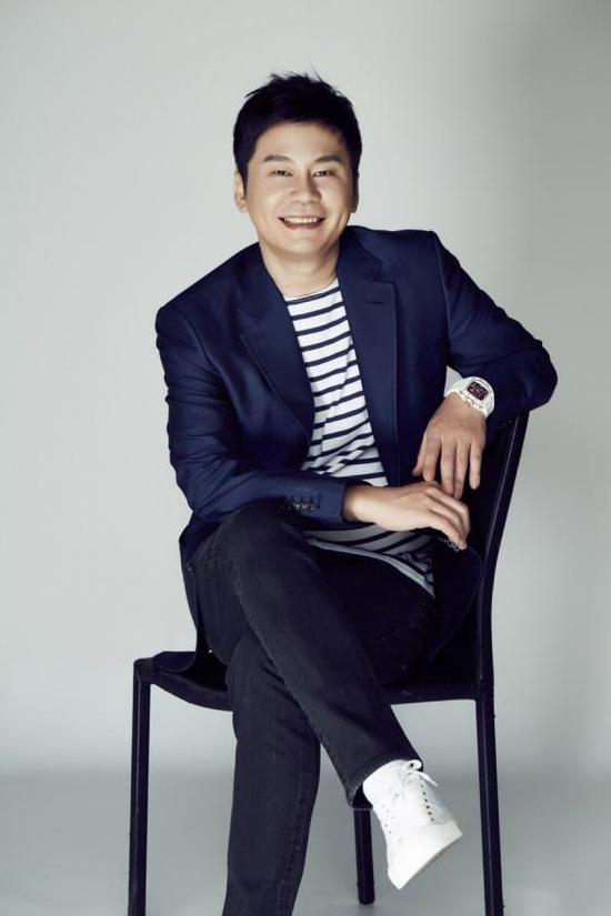 YG社长梁铉锡