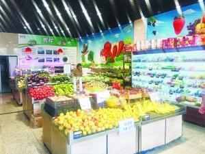 邮局系超市现销售冰火两极:自营店客流稀少
