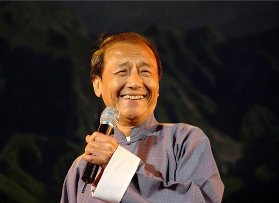 相声大师丁广泉被查出肺癌 仍坚持惠民演出