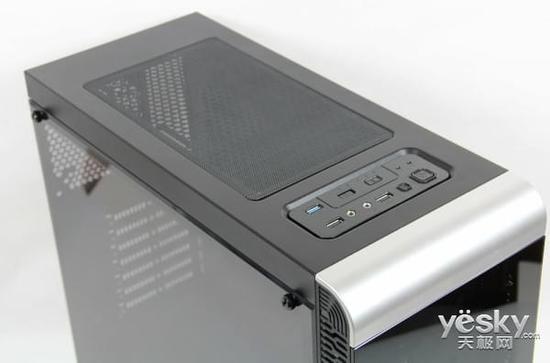 亲民RGB灯效来袭_长城魔镜V200电竞机箱评测