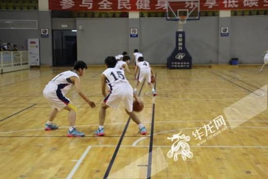 """篮球赛引爆全场!大田湾2017""""全民健身日""""篮球活动火热进行中"""
