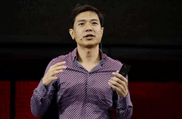 李彦宏:人工智能的四个核心能力的照片