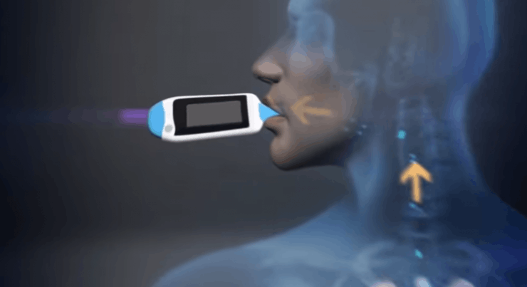 呼吸就可以查病!这项技术能够识别多达17种疾病