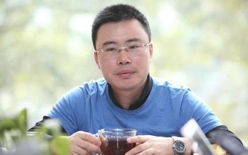 2012年担任深圳快播科技CEO的王欣