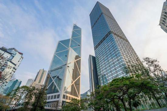 香港金融业变迁缩影:外资行陆续迁出中环