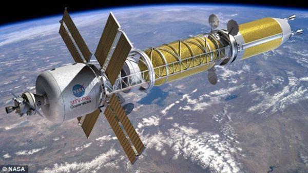 俄研发核动力航天发动机部件:可助力电磁武器发展