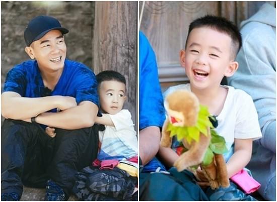 儿子《爸爸5》后不出现 陈小春:不想他在娱乐圈