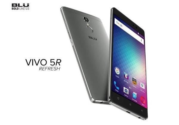 BLU推出全金属新机Vivo 5R:配置升级不加价 仍售9.99美元的照片 - 2