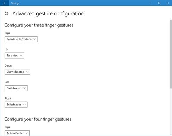 Windows 10 Build 14946发布:触摸板新手势匹敌Mac的照片 - 2