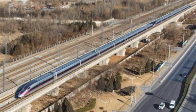 京沪高铁增8对复兴号 单程最快缩短至4小时18分