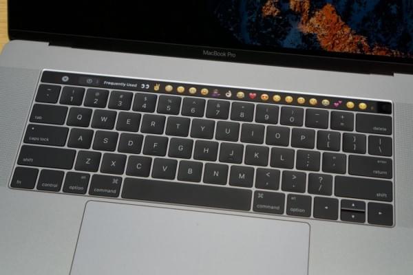 新款MacBook Pro表现不错:供应商乐开怀的照片