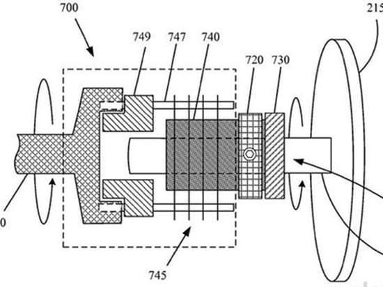 苹果新专利:拧表冠为Apple Watch充电