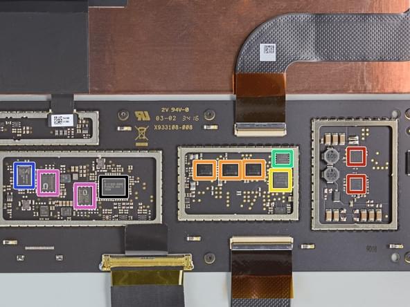 Surface Studio拆解:内部有ARM处理器 可轻松更换硬盘的照片 - 46