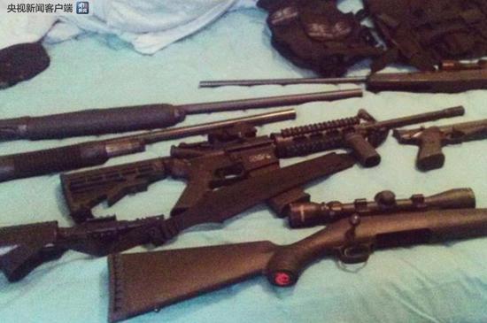 美佛州校园枪击案枪手曾被举报 但FBI未采取行动