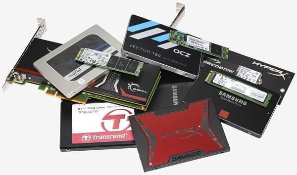 如何保护旧SSD上的数据?建议在丢弃前将它彻底粉碎的照片